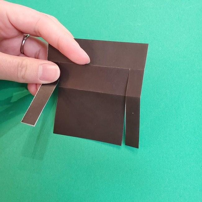 きめつのやいばの折り紙 あおい*折り方作り方 (19)