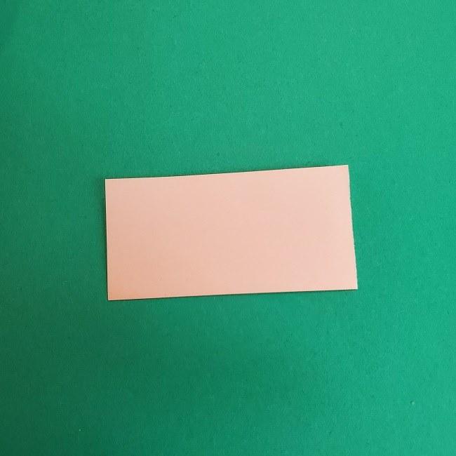 きめつのやいばの折り紙 あおい*折り方作り方 (2)
