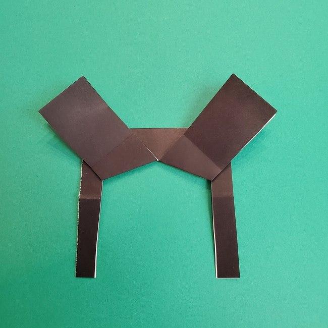 きめつのやいばの折り紙 あおい*折り方作り方 (21)