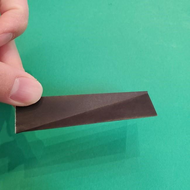 きめつのやいばの折り紙 あおい*折り方作り方 (31)