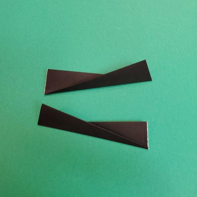 きめつのやいばの折り紙 あおい*折り方作り方 (33)