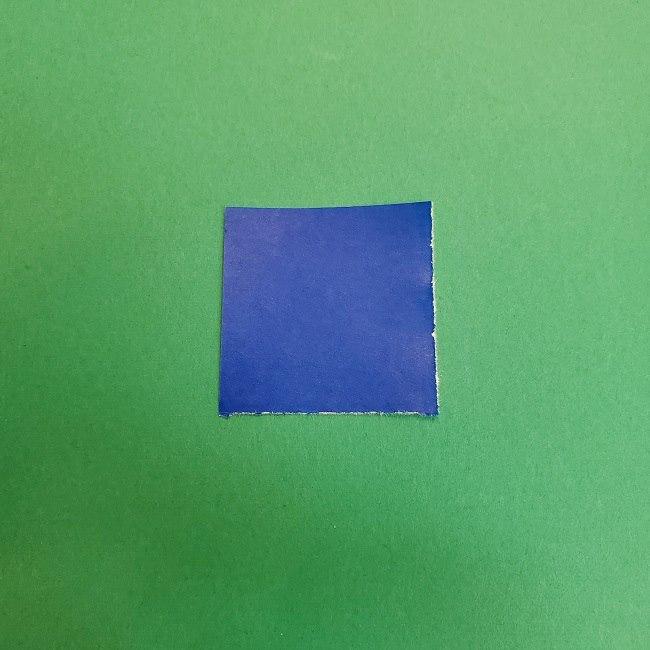 きめつのやいばの折り紙 あおい*折り方作り方 (39)