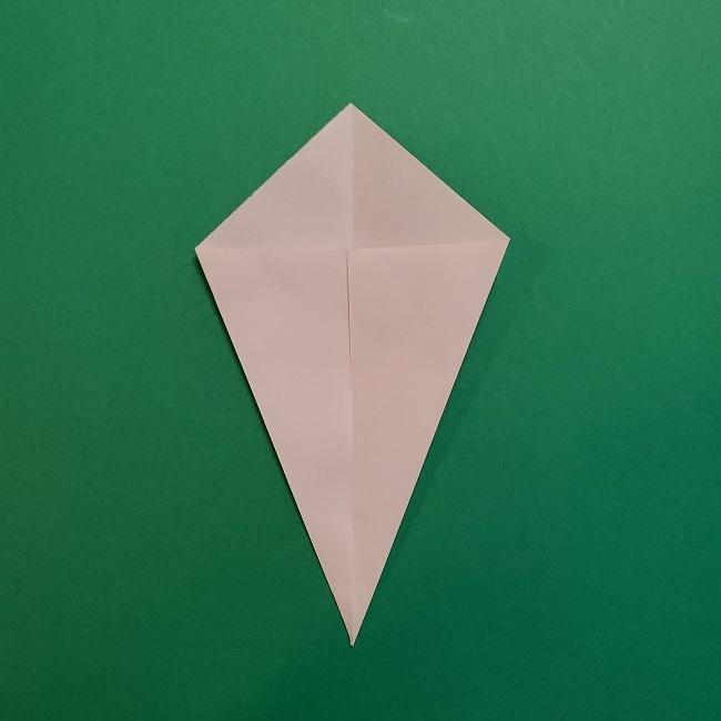 きめつのやいばの折り紙 あおい*折り方作り方 (50)