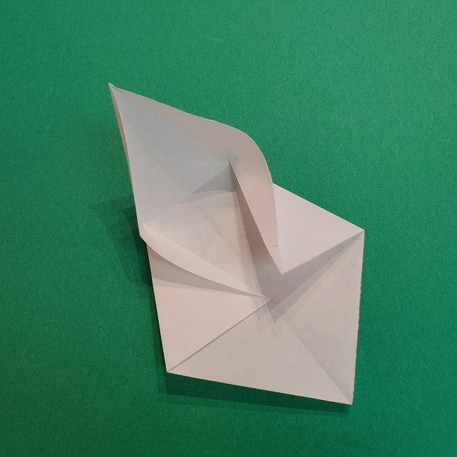 きめつのやいばの折り紙 あおい*折り方作り方 (52)