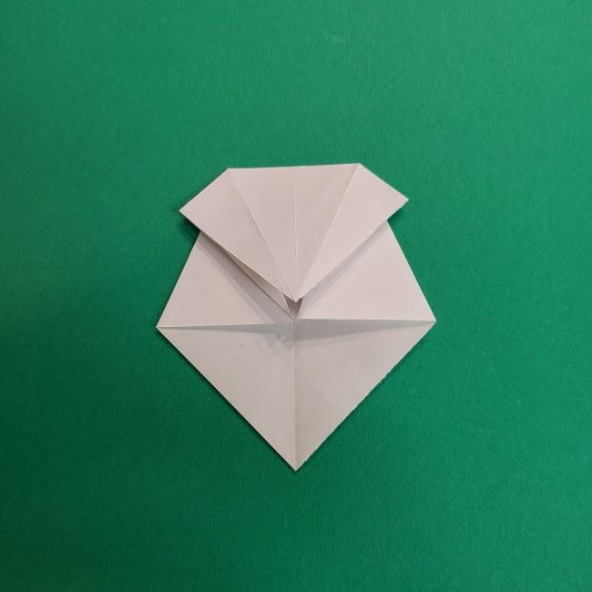 きめつのやいばの折り紙 あおい*折り方作り方 (53)
