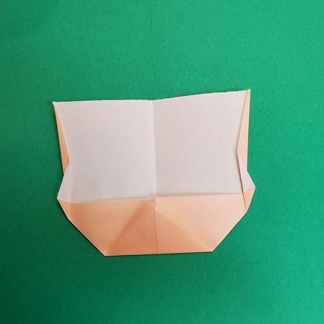きめつのやいばの折り紙 あおい*折り方作り方 (7)