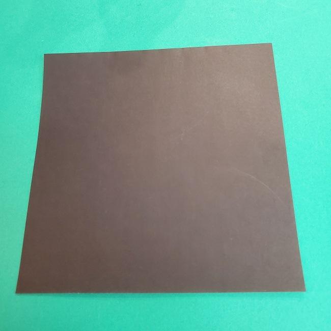 きめつのやいばの折り紙 あおい*折り方作り方 (9)