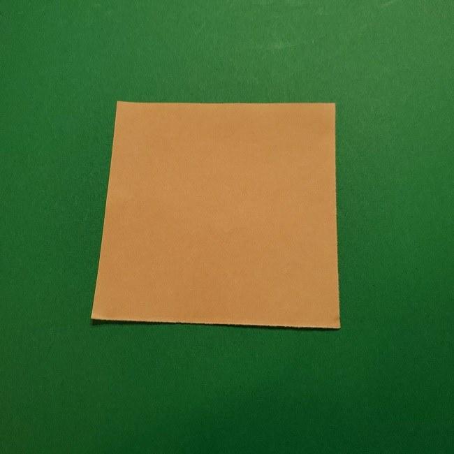 きめつのやいばの折り紙 胡蝶カナエの折り方作り方 (1)