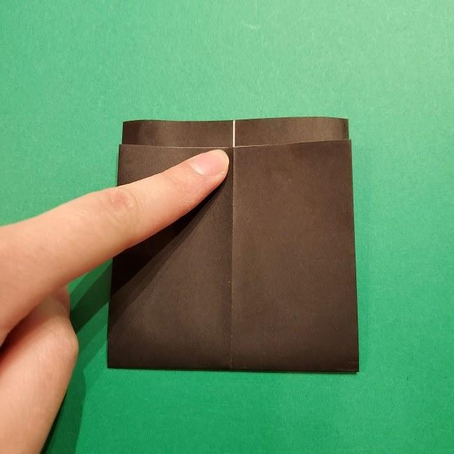 きめつのやいばの折り紙 胡蝶カナエの折り方作り方 (10)