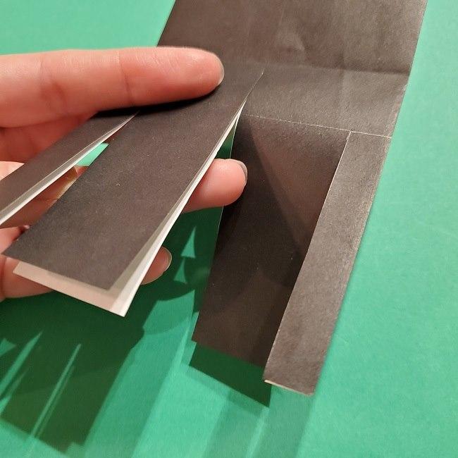 きめつのやいばの折り紙 胡蝶カナエの折り方作り方 (13)