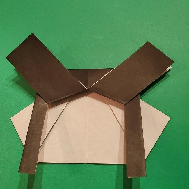 きめつのやいばの折り紙 胡蝶カナエの折り方作り方 (16)