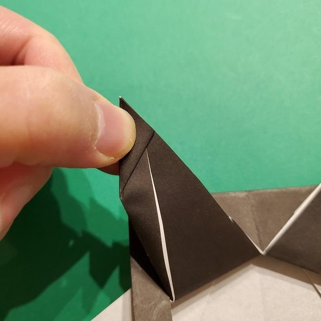 きめつのやいばの折り紙 胡蝶カナエの折り方作り方 (18)