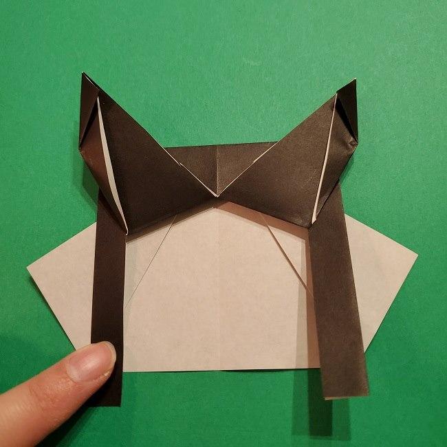 きめつのやいばの折り紙 胡蝶カナエの折り方作り方 (19)