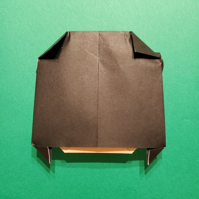 きめつのやいばの折り紙 胡蝶カナエの折り方作り方 (25)