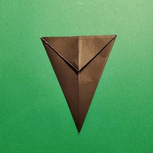 きめつのやいばの折り紙 胡蝶カナエの折り方作り方 (31)