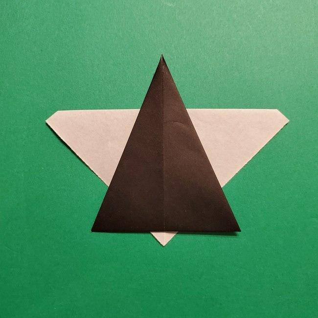 きめつのやいばの折り紙 胡蝶カナエの折り方作り方 (35)