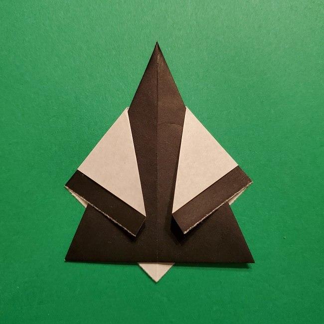 きめつのやいばの折り紙 胡蝶カナエの折り方作り方 (36)