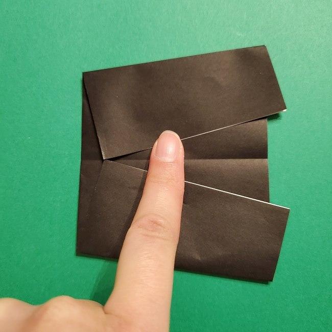 きめつのやいばの折り紙 胡蝶カナエの折り方作り方 (45)