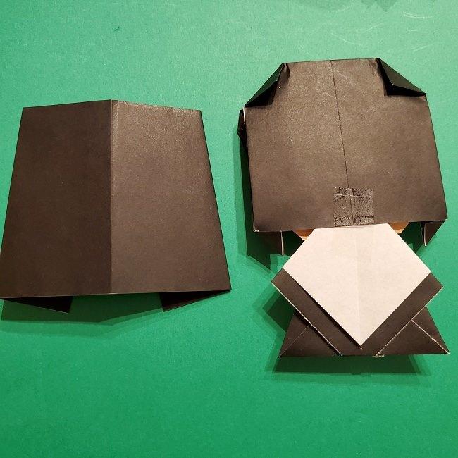 きめつのやいばの折り紙 胡蝶カナエの折り方作り方 (46)