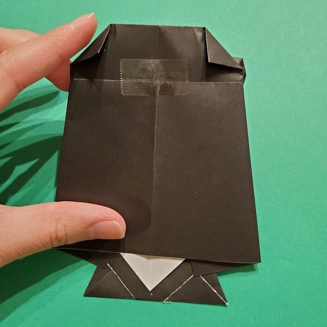 きめつのやいばの折り紙 胡蝶カナエの折り方作り方 (47)