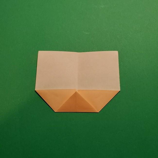 きめつのやいばの折り紙 胡蝶カナエの折り方作り方 (5)