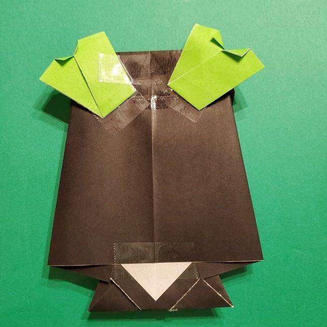 きめつのやいばの折り紙 胡蝶カナエの折り方作り方 (54)