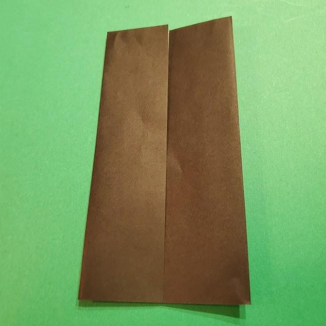 きめつのやいばの折り紙 胡蝶カナエの折り方作り方 (9)