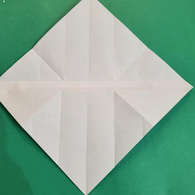すみっこぐらしの折り紙 かばんの折り方・作り方 (12)