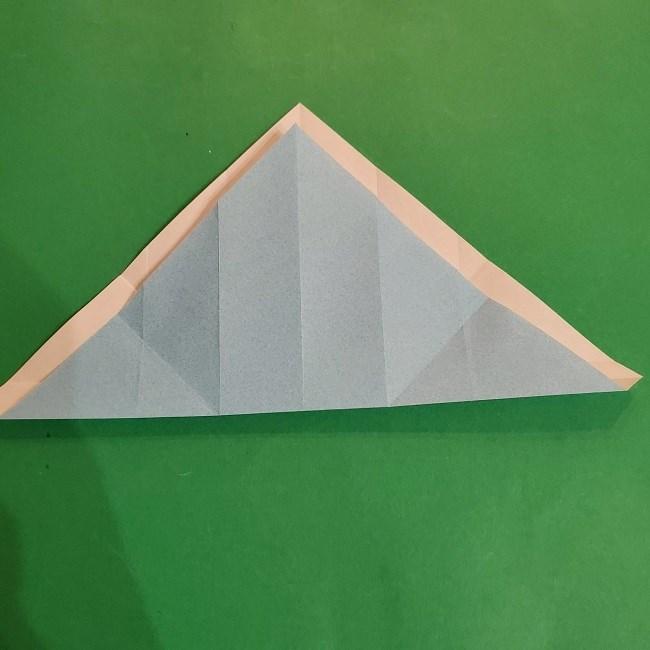 すみっこぐらしの折り紙 かばんの折り方・作り方 (13)