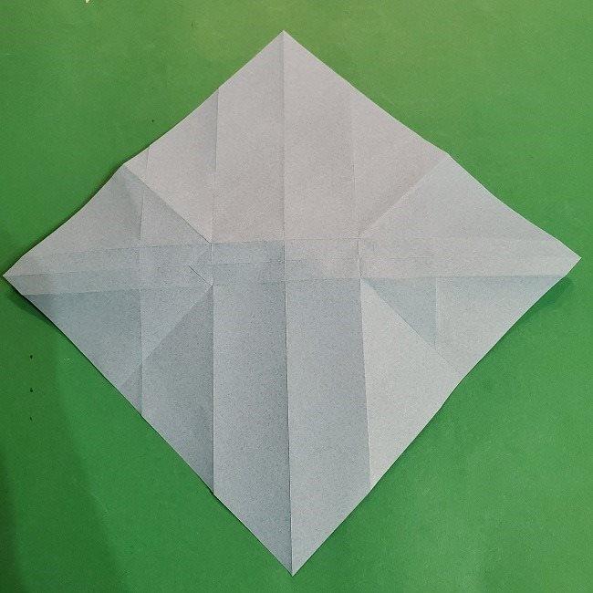 すみっこぐらしの折り紙 かばんの折り方・作り方 (14)
