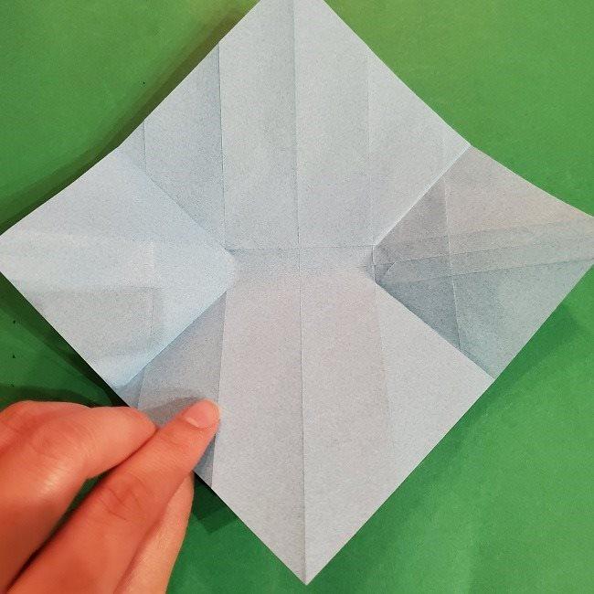 すみっこぐらしの折り紙 かばんの折り方・作り方 (17)