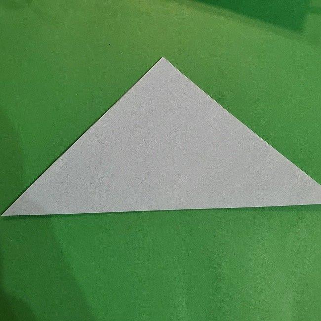 すみっこぐらしの折り紙 かばんの折り方・作り方 (2)