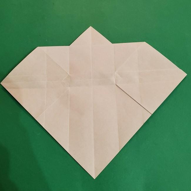 すみっこぐらしの折り紙 かばんの折り方・作り方 (20)