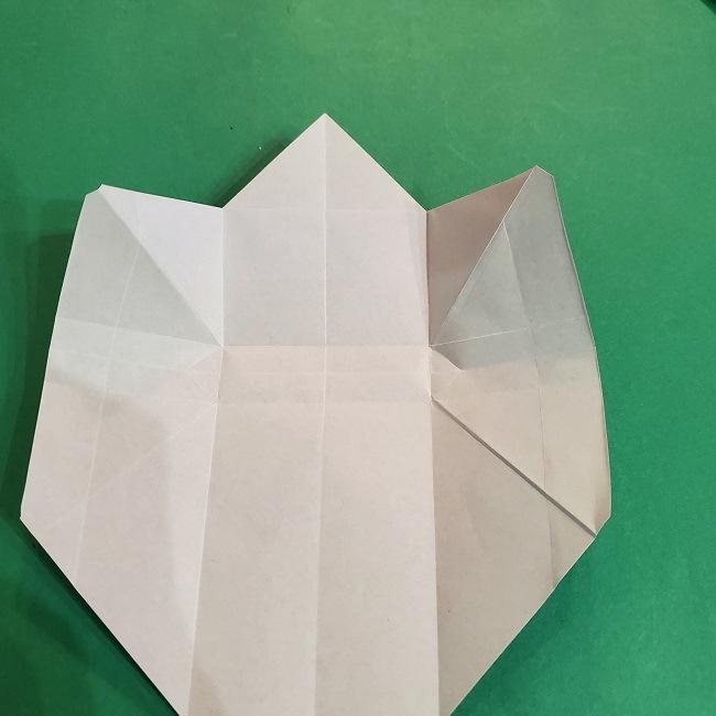 すみっこぐらしの折り紙 かばんの折り方・作り方 (23)