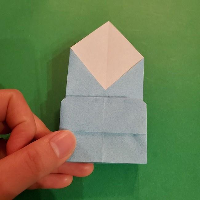 すみっこぐらしの折り紙 かばんの折り方・作り方 (28)