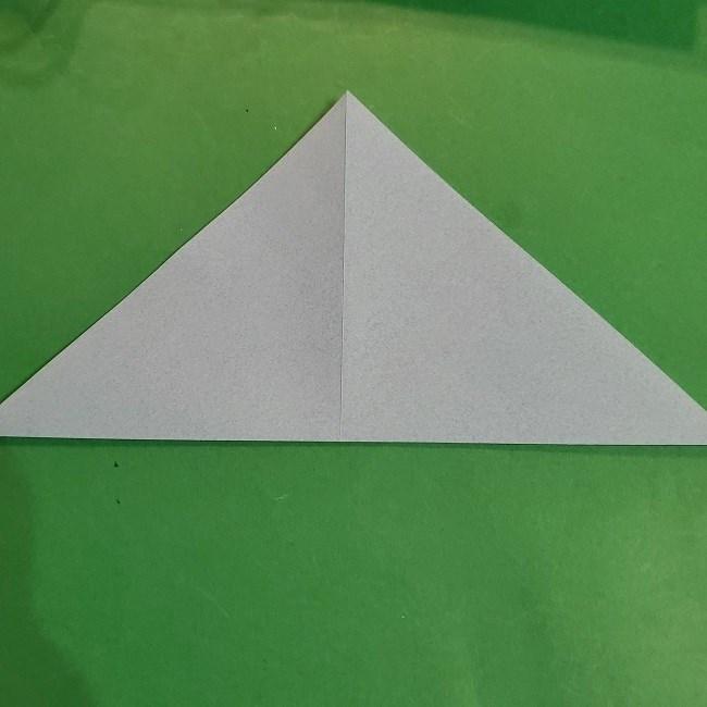 すみっこぐらしの折り紙 かばんの折り方・作り方 (3)