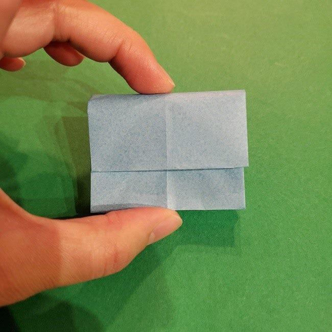 すみっこぐらしの折り紙 かばんの折り方・作り方 (32)