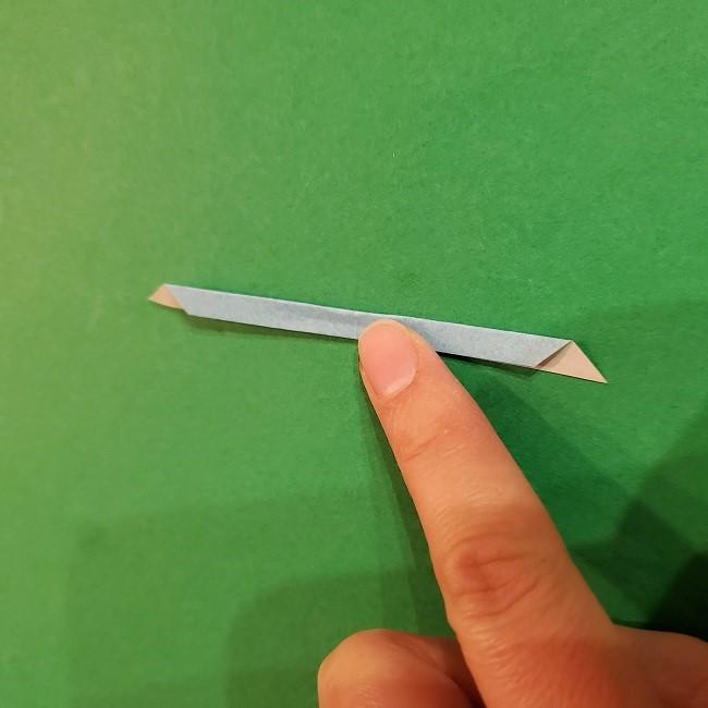 すみっこぐらしの折り紙 かばんの折り方・作り方 (35)