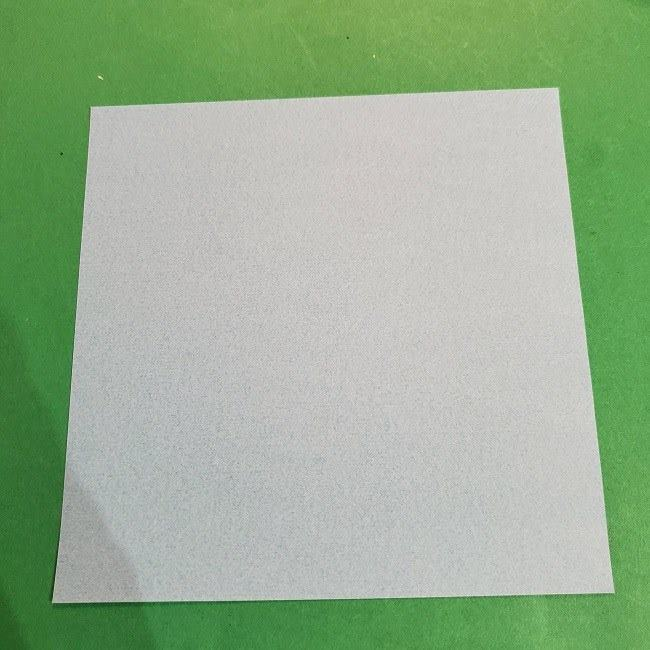 すみっこぐらしの折り紙 かばん*用意するもの (1)