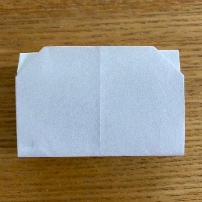 すみっこぐらしの折り紙 入れ物(小物入れ)*折り方 (35)