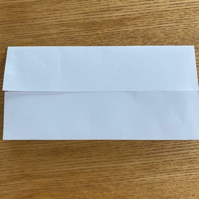 すみっこぐらしの折り紙 入れ物(小物入れ)*折り方 (4)