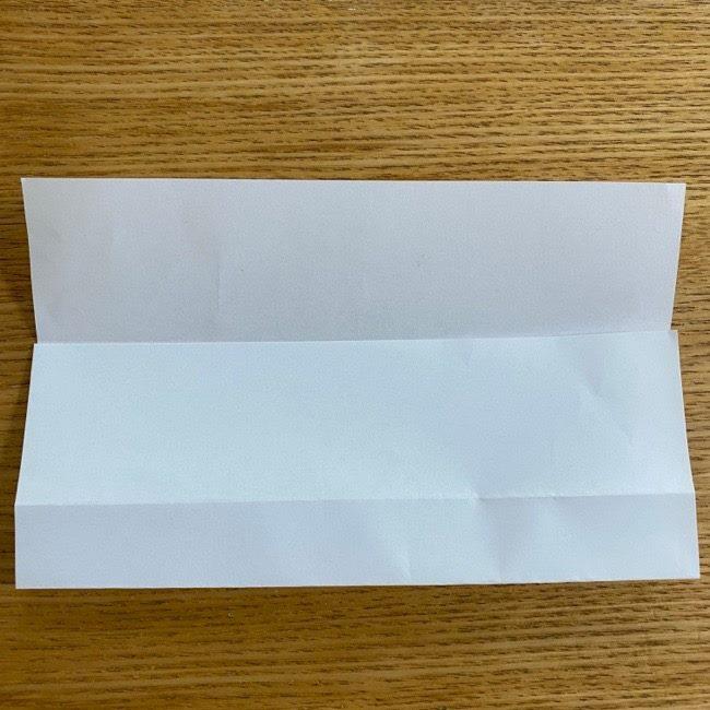 すみっこぐらしの折り紙 入れ物(小物入れ)*折り方 (6)