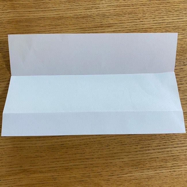 すみっこぐらしの折り紙 入れ物(小物入れ)*折り方 (8)