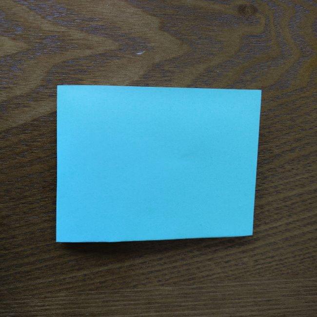 すみっこぐらし折り紙の折り方★簡単スリッパ (3)