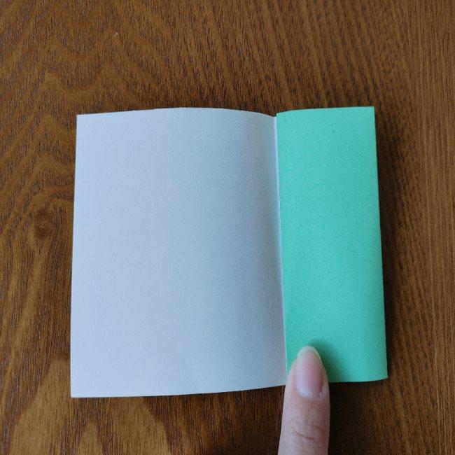 すみっこぐらし折り紙の折り方★簡単スリッパ (4)