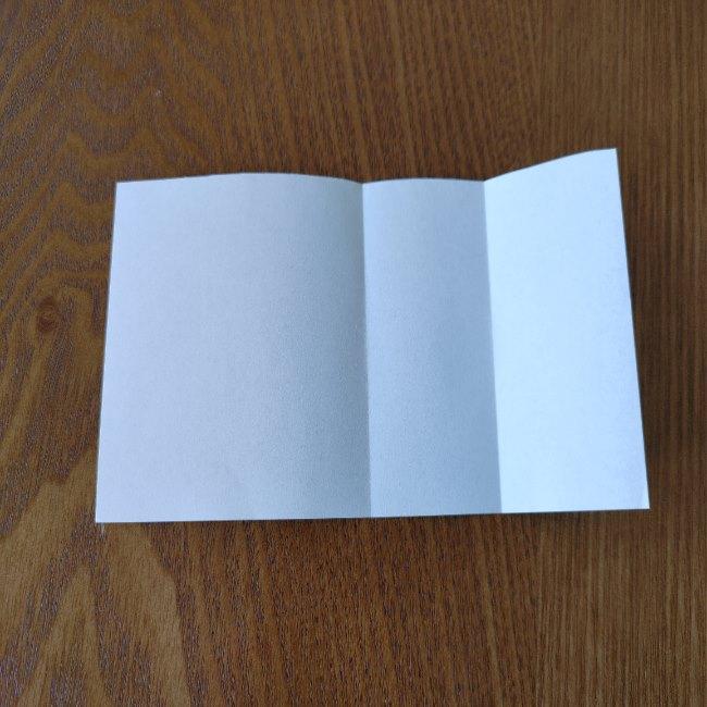 すみっこぐらし折り紙の折り方★簡単スリッパ (5)