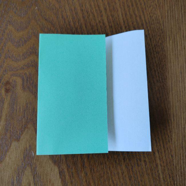 すみっこぐらし折り紙の折り方★簡単スリッパ (6)