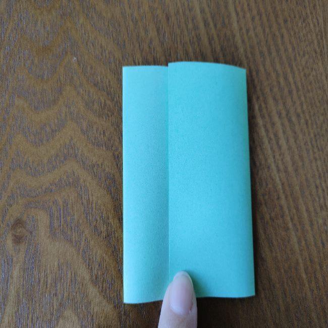すみっこぐらし折り紙の折り方★簡単スリッパ (7)