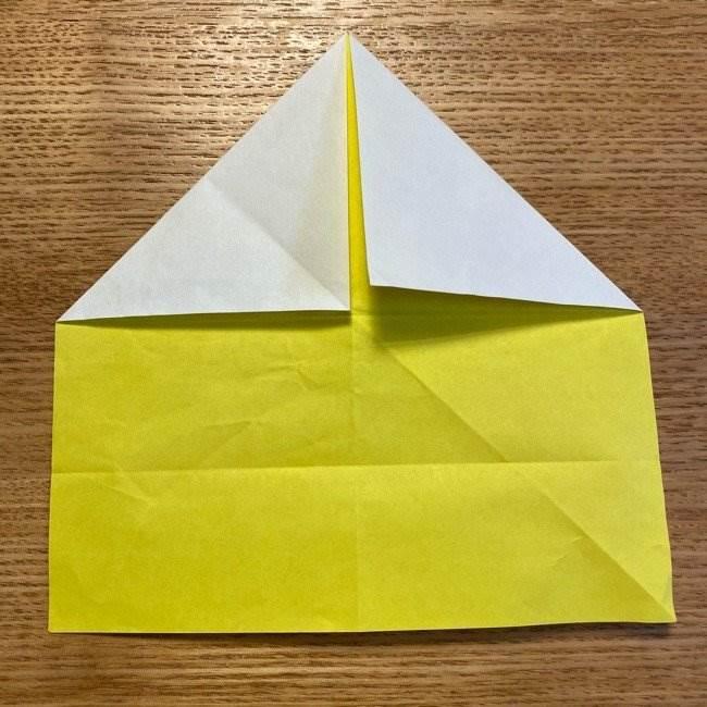 どうぶつの森しずえの折り紙*折り方・作り方 (10)