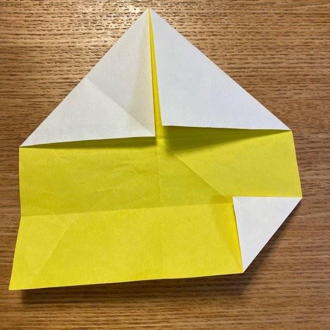 どうぶつの森しずえの折り紙*折り方・作り方 (11)